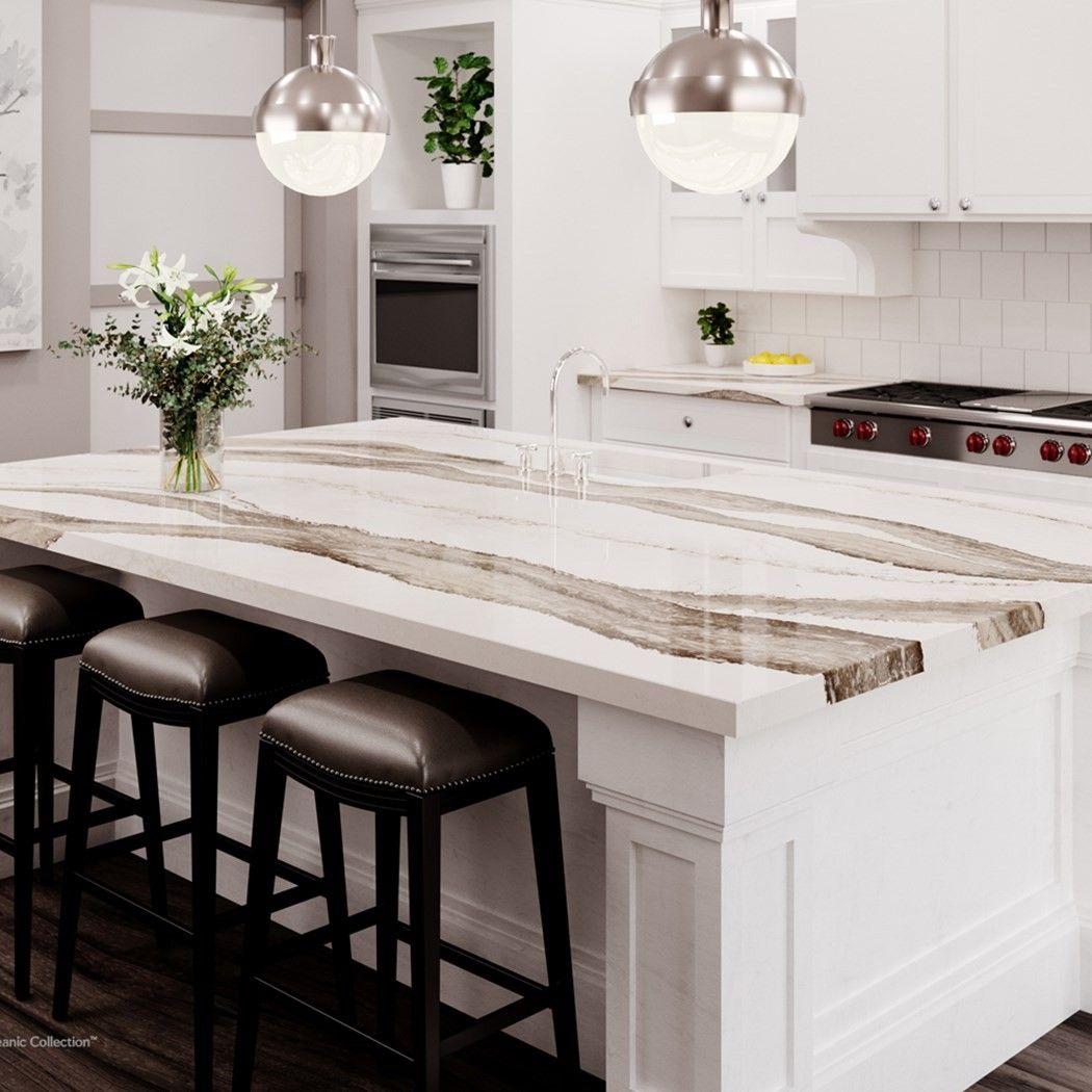 Skara Brae Cambria Quartz Countertops Cost Reviews Kitchen