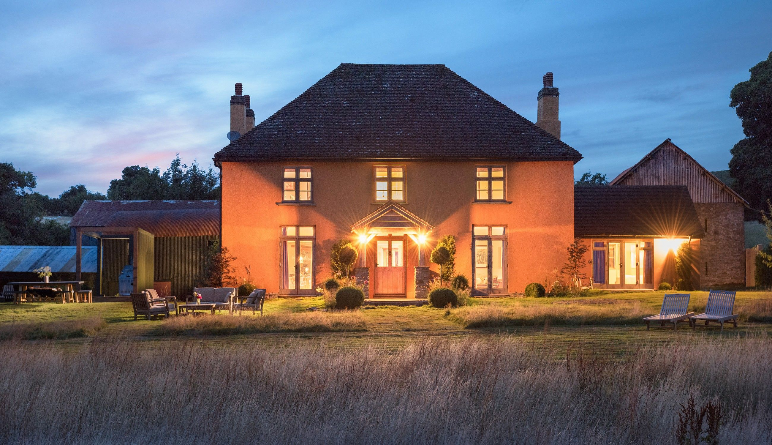 Offering Country Cottage Style Luxury Self Catering Accommodation