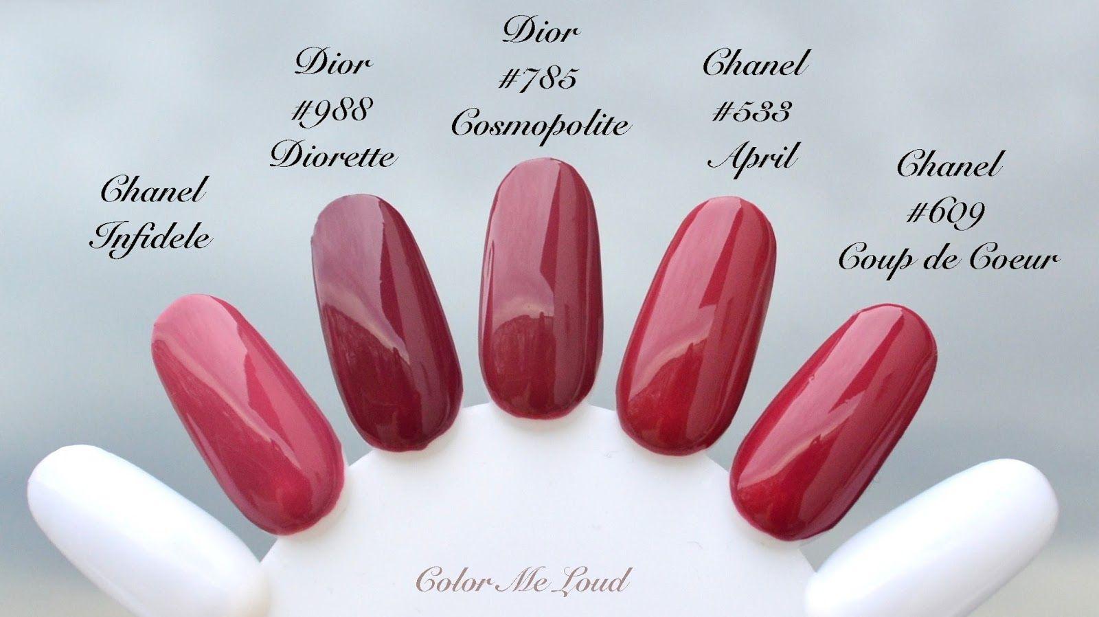 Dior #785 cosmopolite compare - Google Search | ORANGES/ LIGHT ...