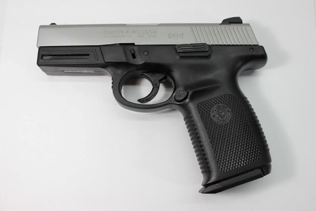 Smith And Wesson 9mm Sw9ve