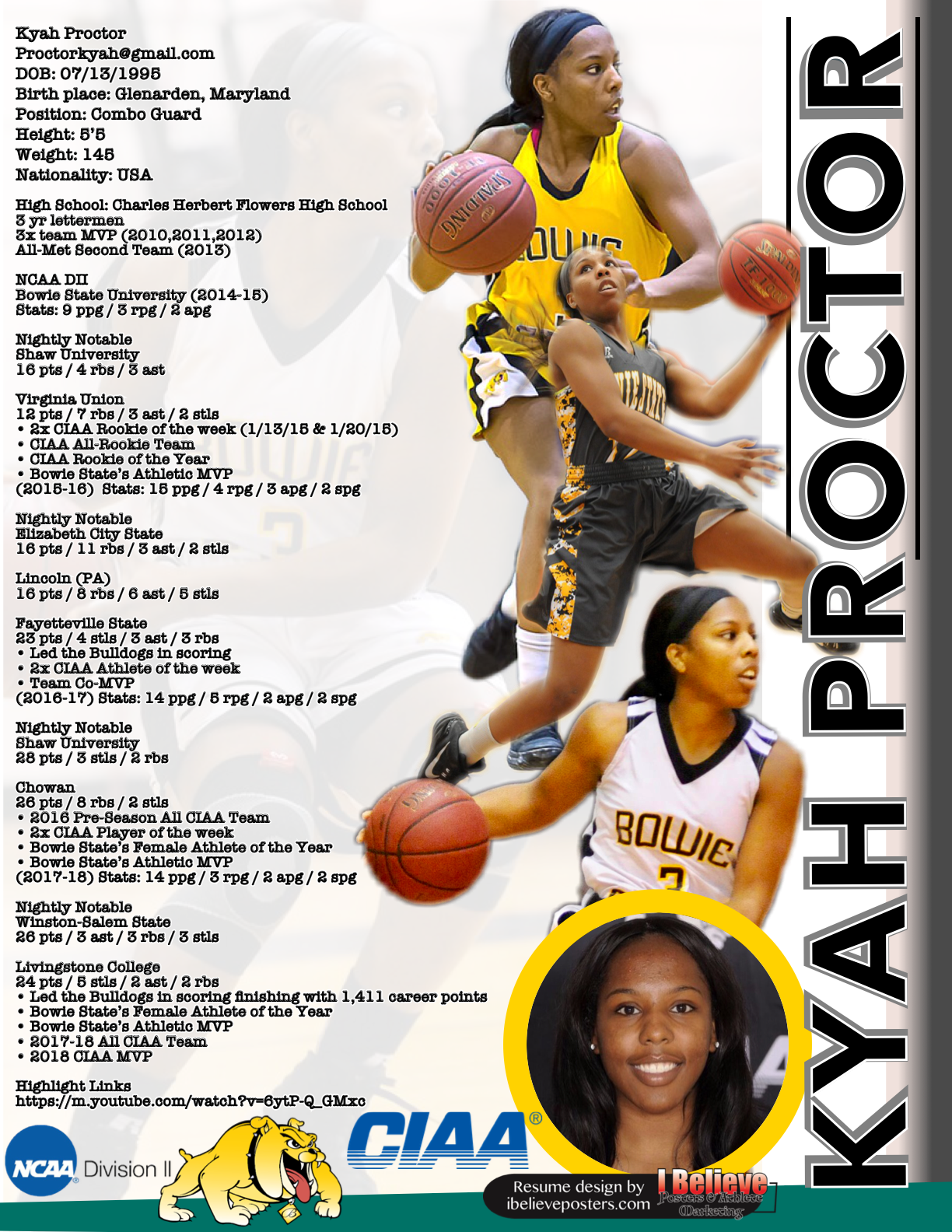 Pin By I Believe Sports On Sports Resumes Recruiting Flyers Usa High School High School Maryland Heights