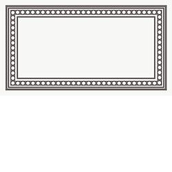 Slate Dots Rectangle Labels Pinterest Slate Envelopes And Paper - Rectangle label template