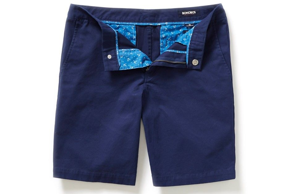 """B's Knees - Navy - 9 in 