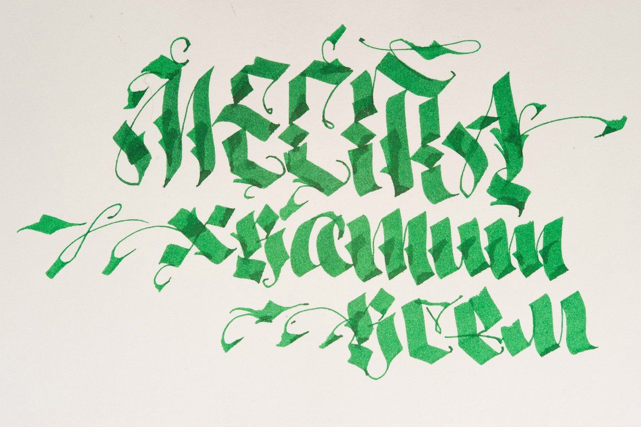 Calligritype calligraffiti calligraphy lettering artwork