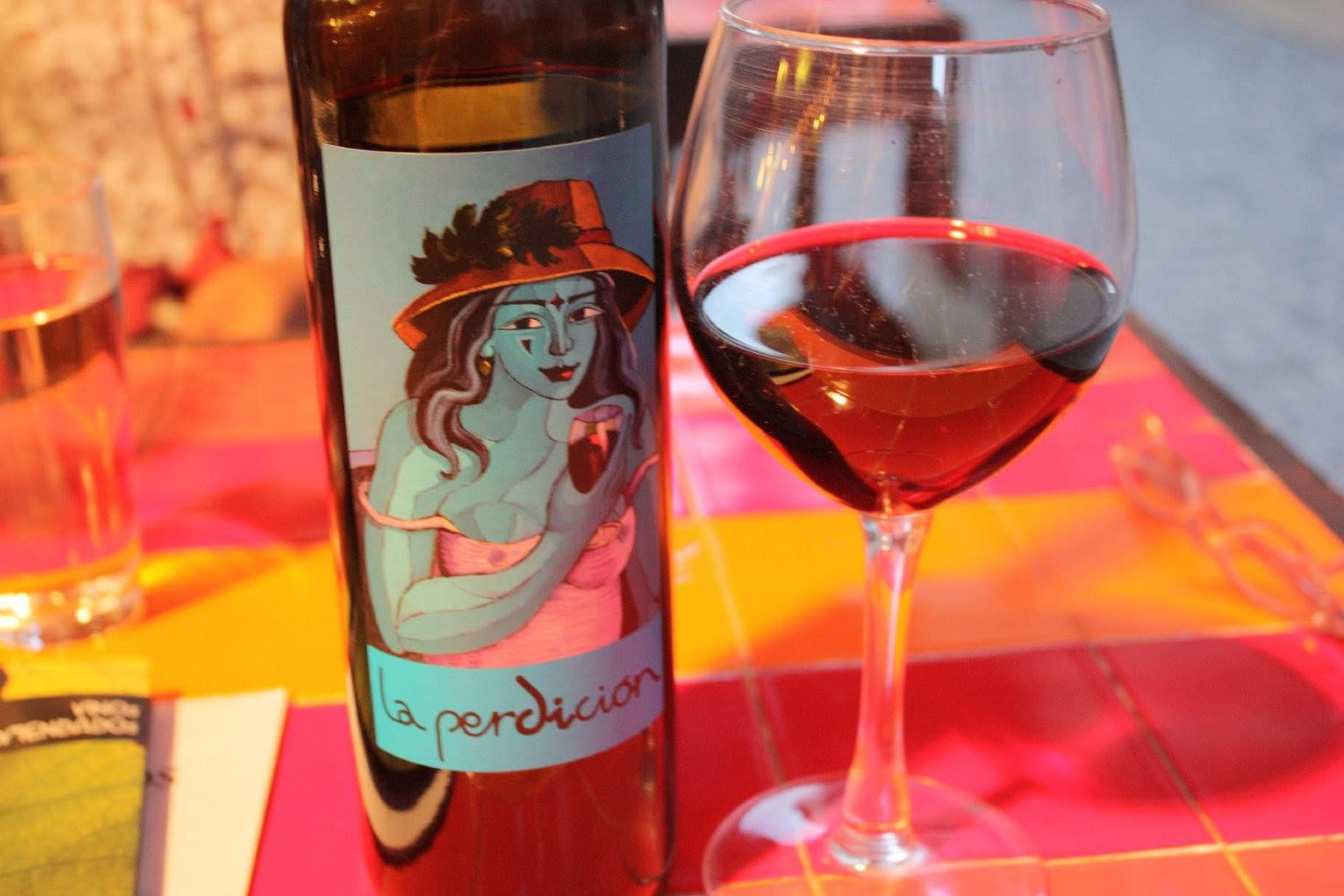 La Perdicion A Different Wine From Castellon