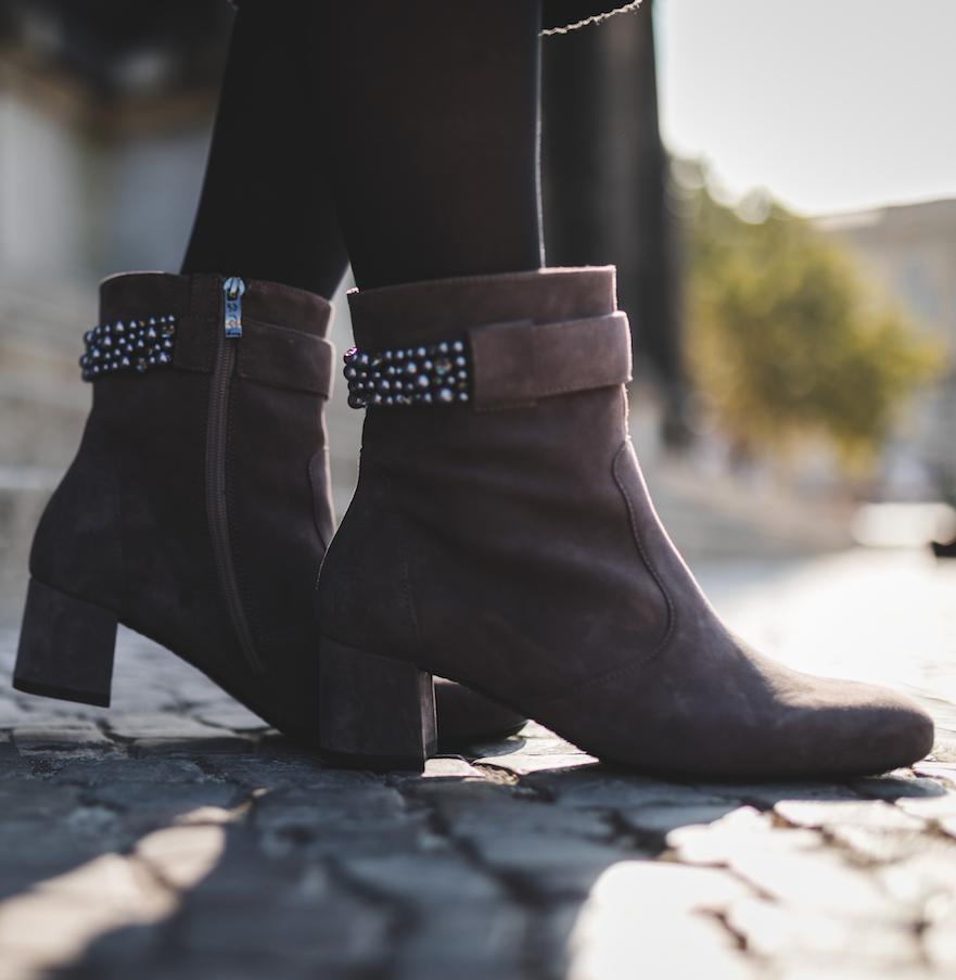 Modisch DamenDie Für Chelsea Ara Ist Schuhe Stiefelette uwPlXZiTOk
