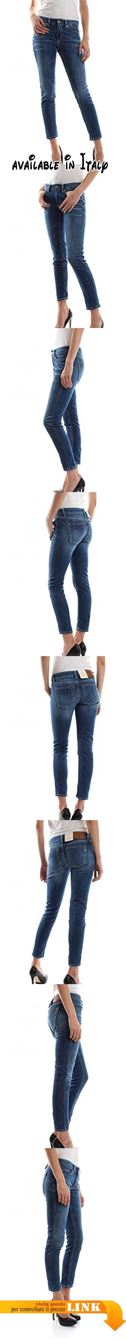 Denim Gaynor Dp238 Ds107d Donna Jeans Medium P51 B074xnvrxc Dondup 0q7nSBw