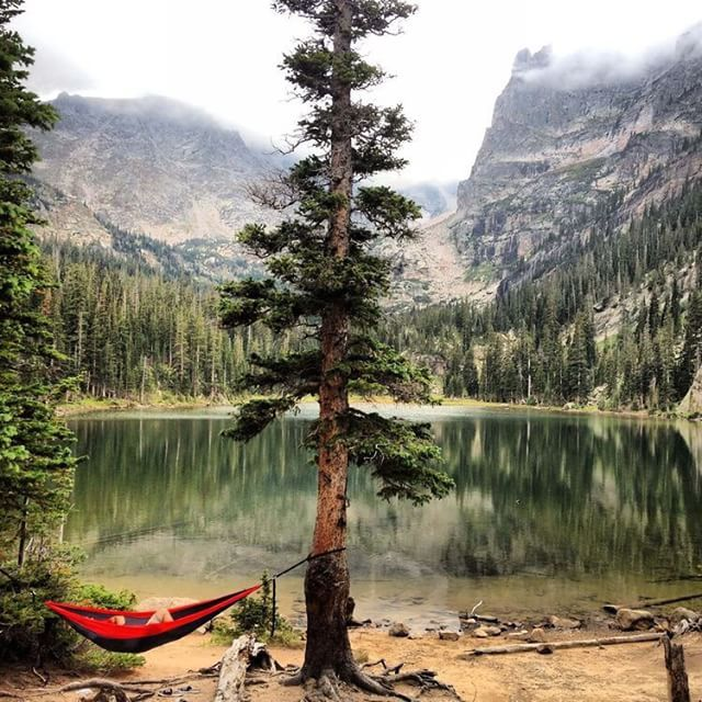 Places To Visit Over A Weekend: Chilling In A Hammock Waiting For The Weekend To Be Over