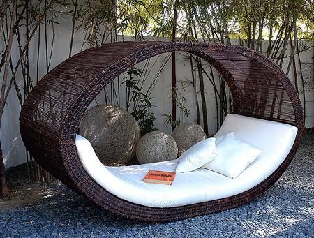 muebles de jardin rattan - Google Search | Gardening | Pinterest ...