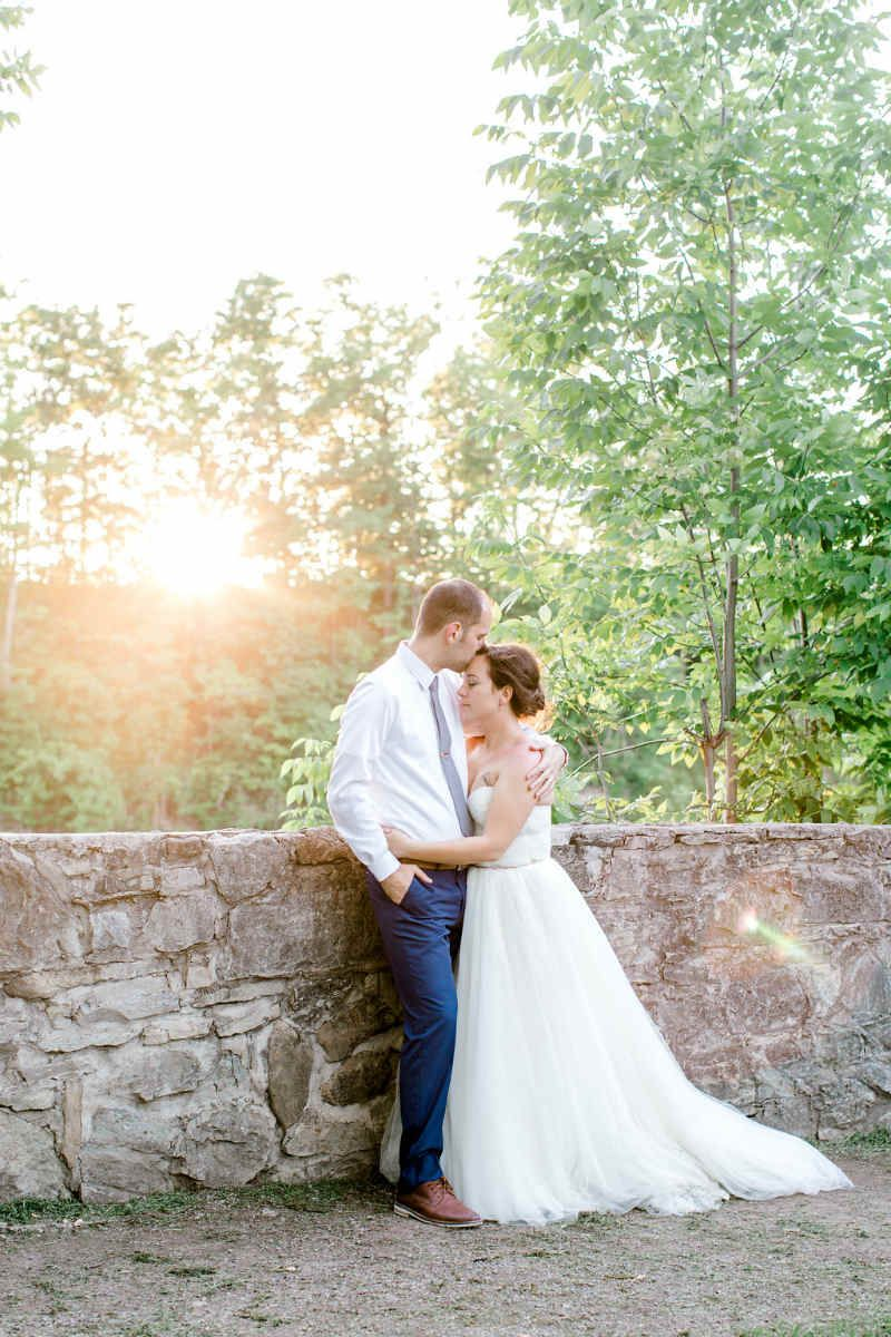 A boho wedding featuring a triangle arch future mrs wilkerson