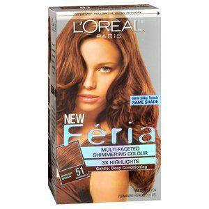 Loreal farbpalette haare