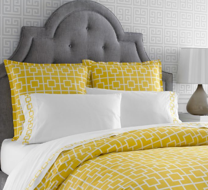 navy and yellow adult bedding - Google Search ...