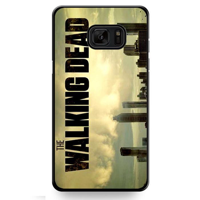 The Walking Dead Series TATUM-11112 Samsung Phonecase Cover For Samsung Galaxy Note 7