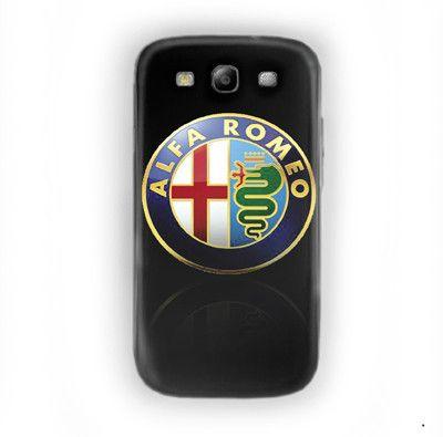 Alfa Romeo Logo History Symbol For Samsung Galaxy S3 Case Samsung