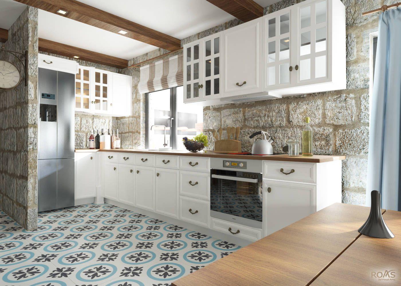 Fotos De Decoração Design De Interiores E Reformas  Kitchens And Magnificent 3D Design Kitchen Design Decoration