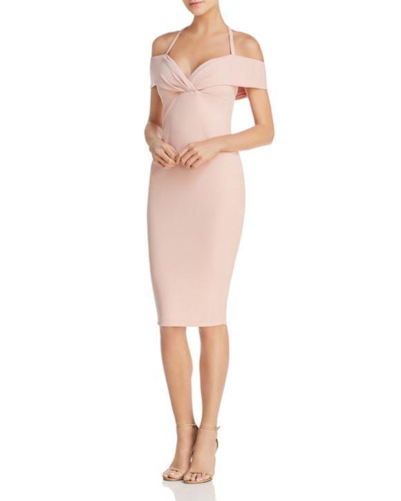 702bdf4fd26ae Nookie Athena Halter Midi Dress | dresses | Dresses, Designer ...