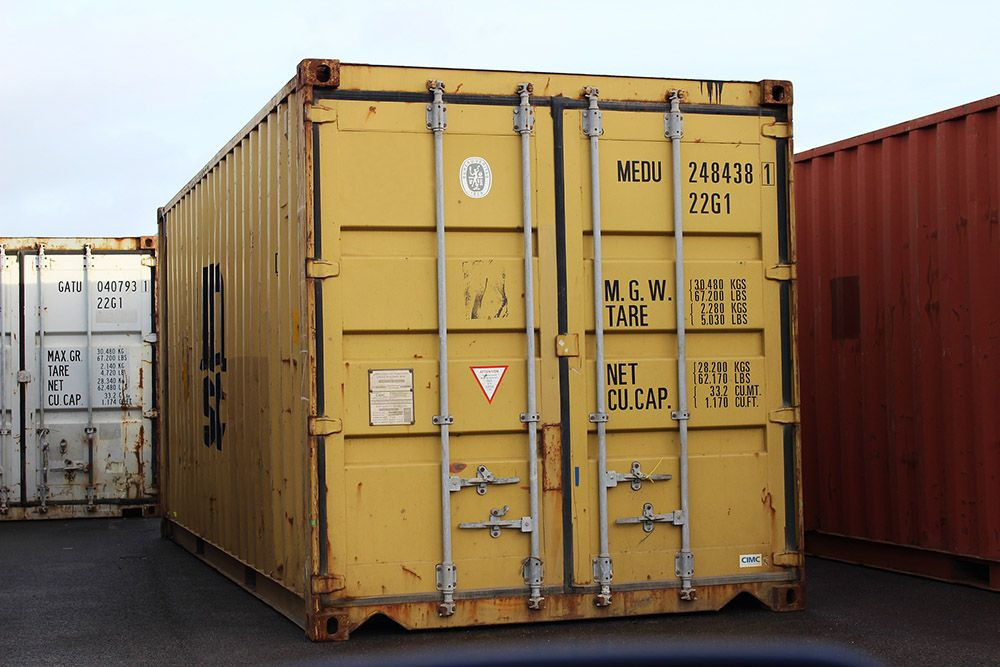 10 Things You Need To Know Before You Buy A Shipping Container Off Grid World Container House Shipping Container Home Designs Shipping Container