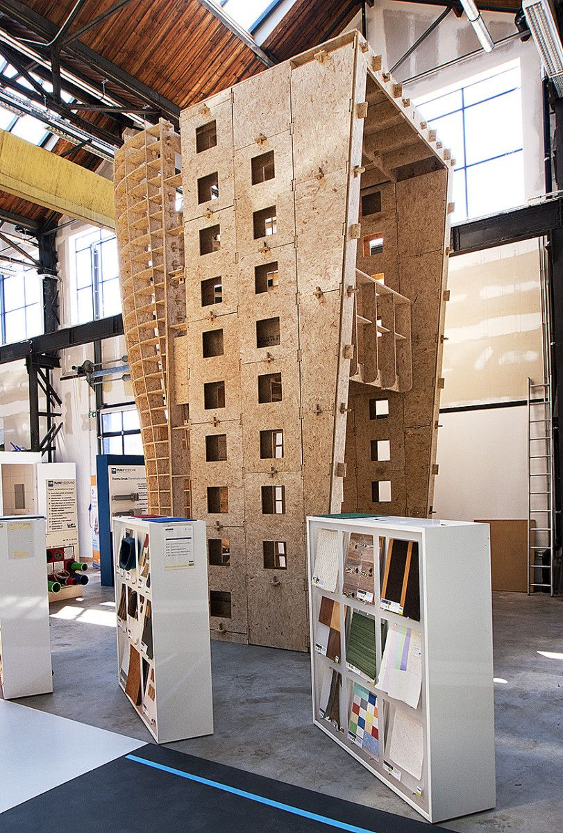 Wikitower 2015 Wikihousenl Finished Project Streetcar Electrical Wiring Wikidwelling House