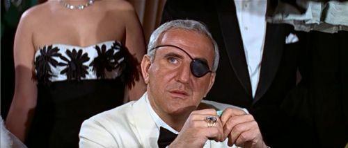 James Bond Villains Costumes