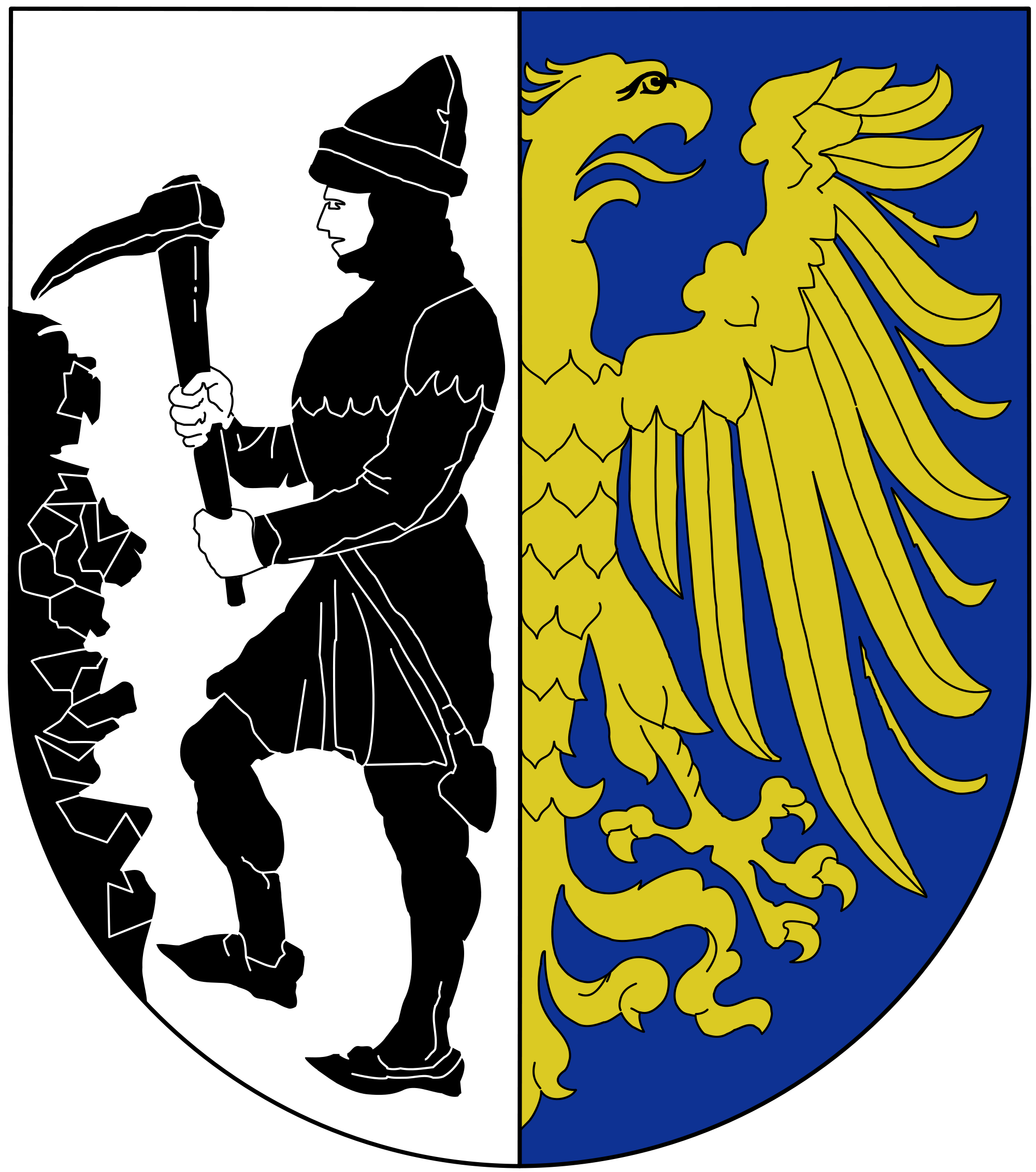 Bytom coat of arms