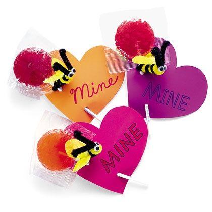 Http Spoonful Com Crafts Bee Mine Valentine Valentines Day