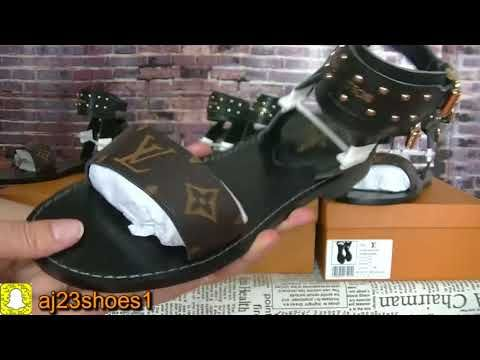 3495cb928e86ef High Quality of the women sandals unboxing review