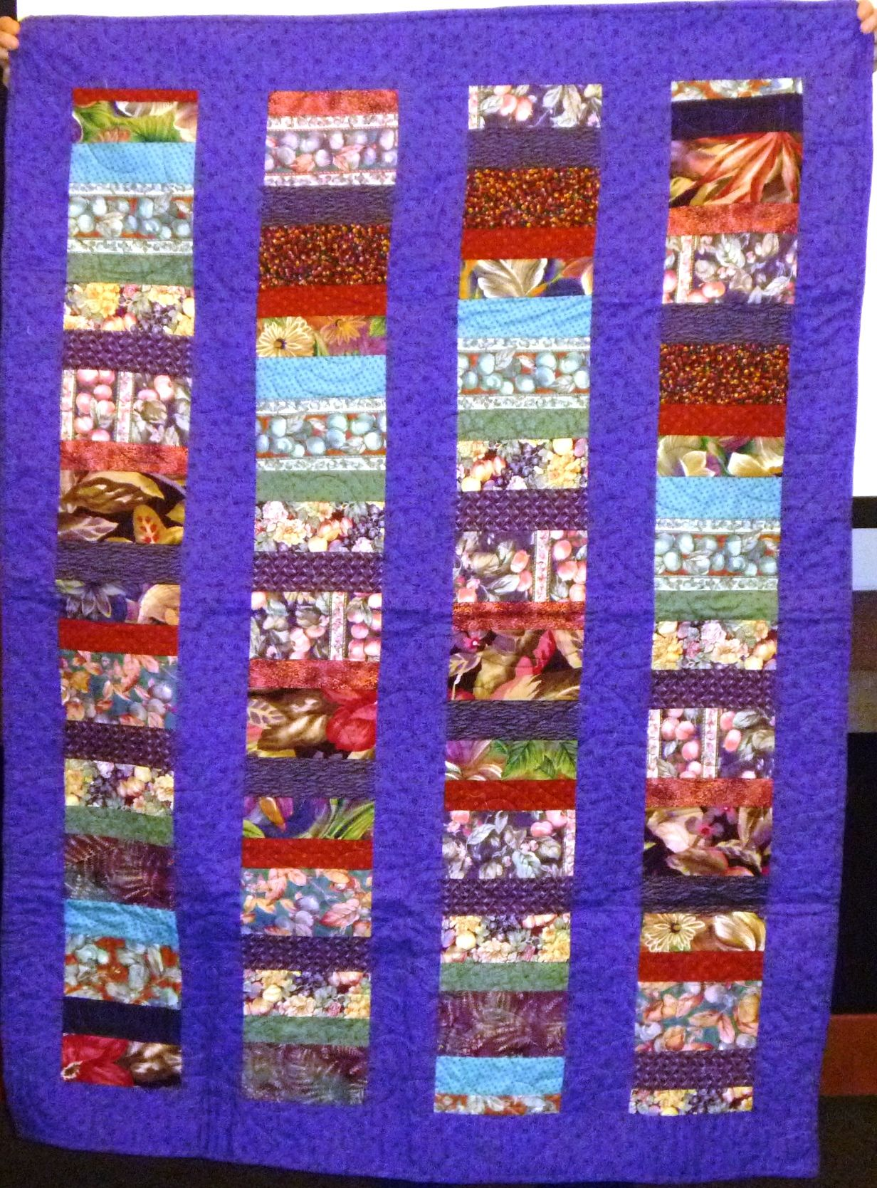 A bright coin quilt top. Quilts, Quilt top, Embroidered