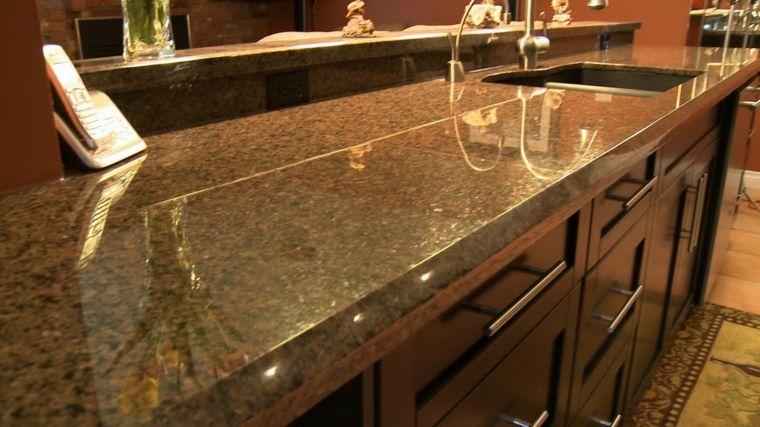 Resultado De Imagen Para Granito Para Cocina Colores Kitchen Countertops Granite Countertops Countertops