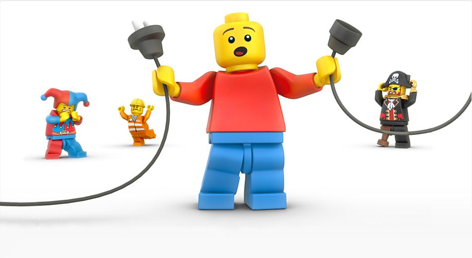 Missing Your Lego Instructions Go To The Lego Website And Download
