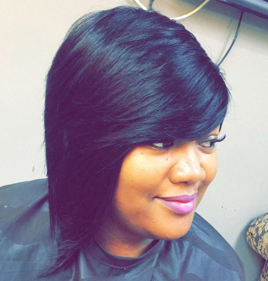 short weave hairstyles you can easily copy