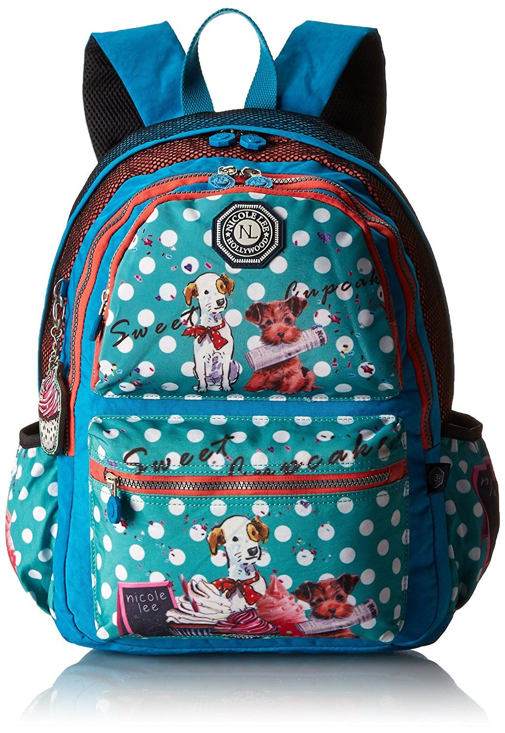 Nicole Lee Water Resistant 17 Inch Laptop Backpack Series 3     You can get a195849afd