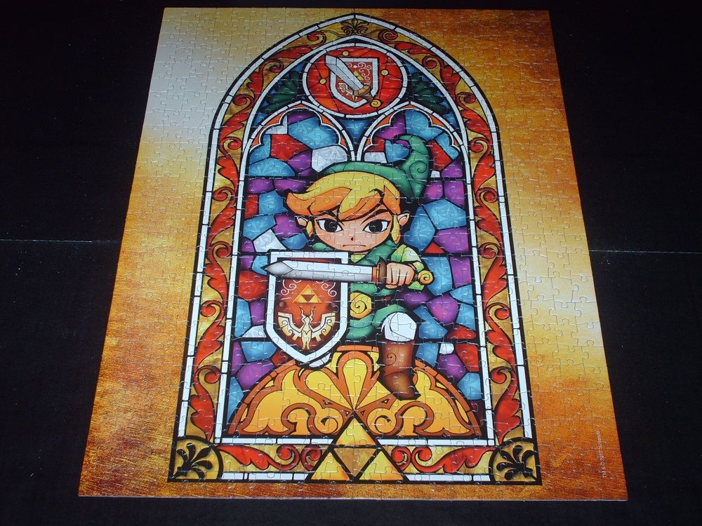 Jigsaw Review The Legend of Zelda Wind Waker Collector's
