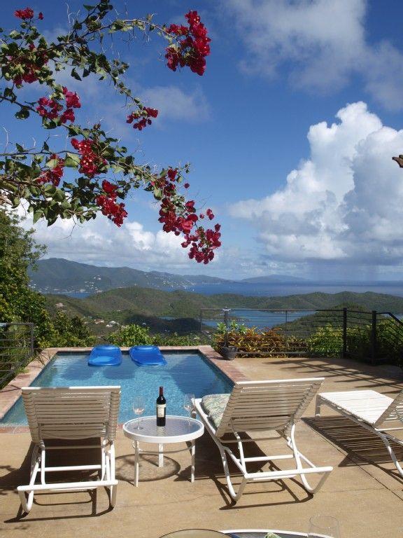 Coral Bay Vacation Rental   VRBO 507506   3 BR USVI   St. John Villa