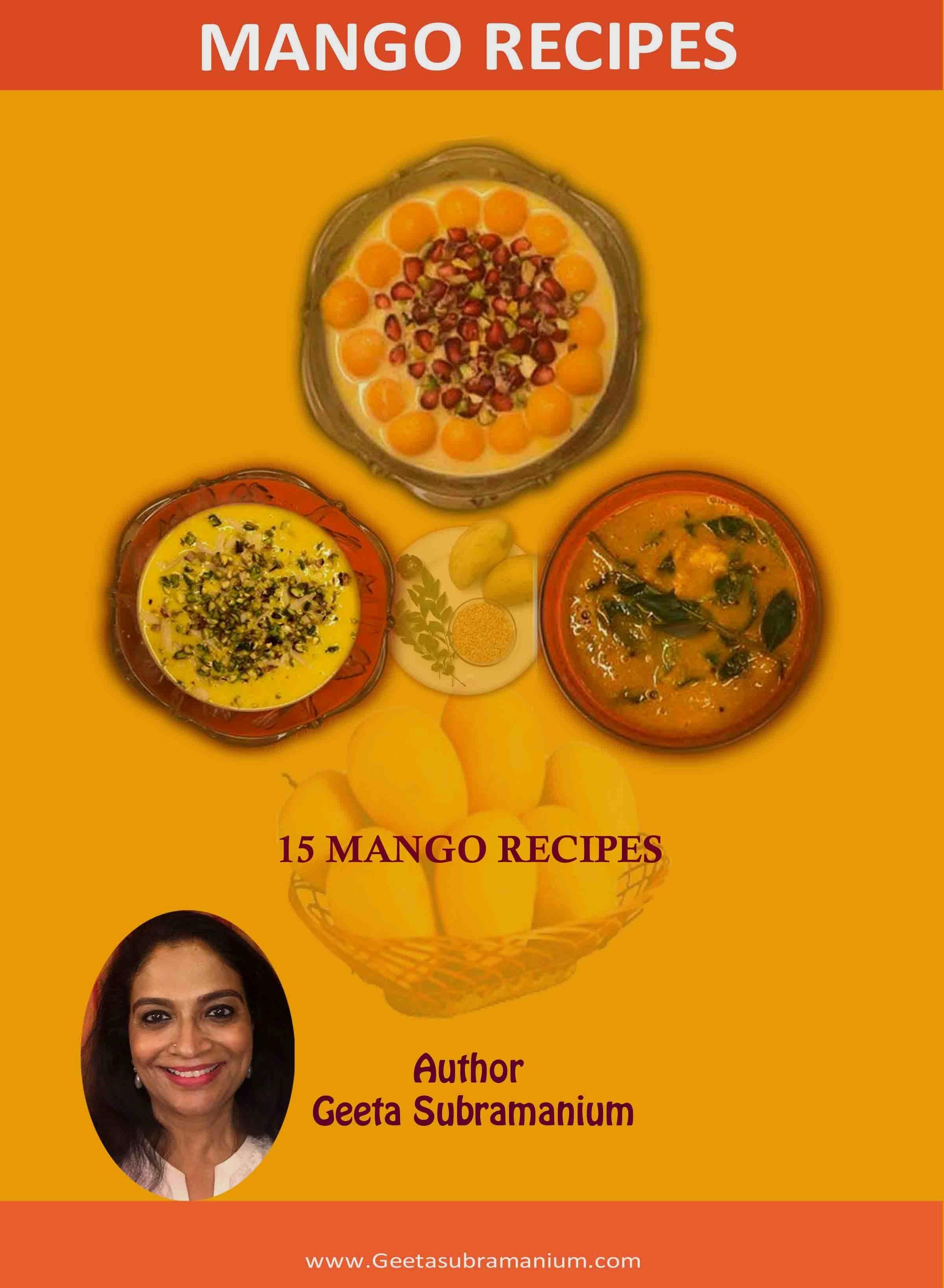 Mango recipes, Recipes, Food