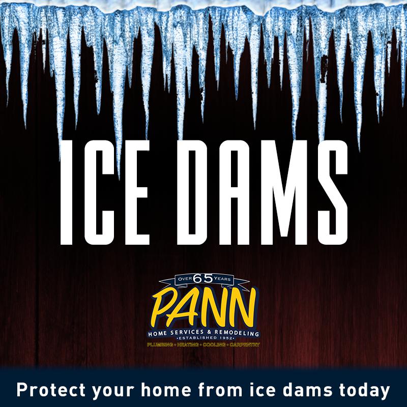 Ice Dams Cambridge Ice Dams Protecting Your Home Ice