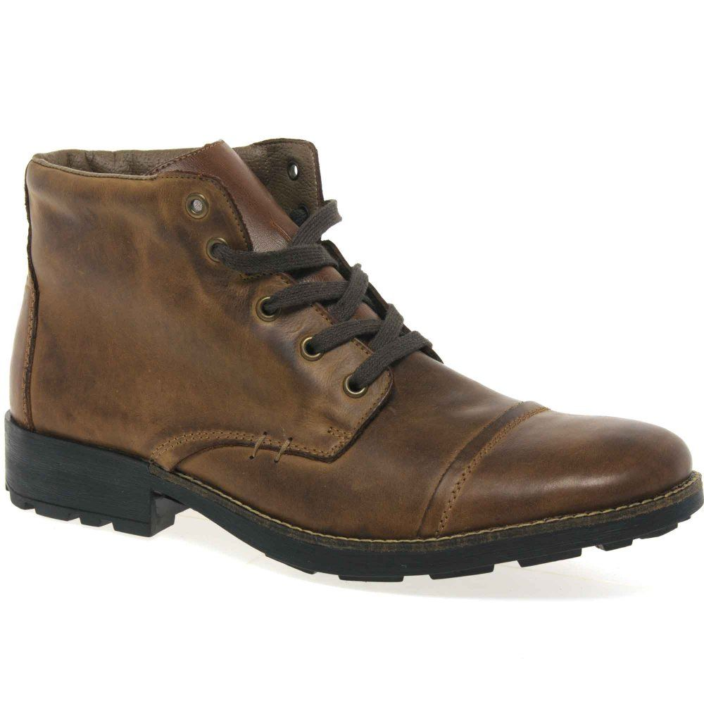 Rieker Roland Mens Leather Casual Boot 36020  Rieker from Charles Clinkard  UK
