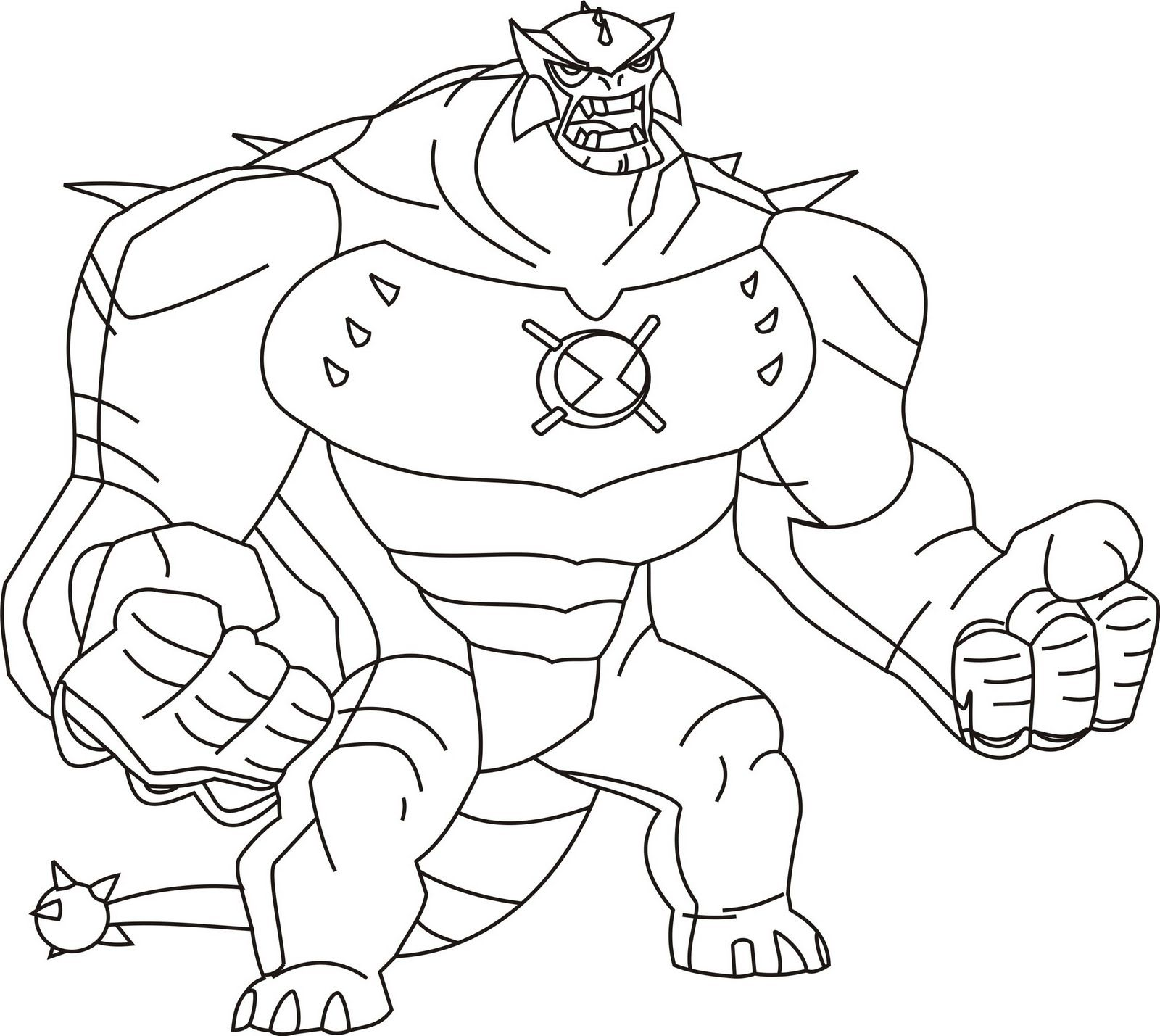 ben 10 coloring pages ultimate aliens | WisCon coloring ...