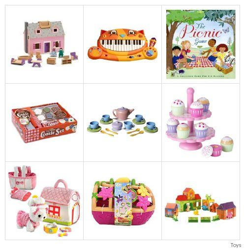 Ksw Gift Guides Gifts For 3 Year Old Girls Gifts Gift