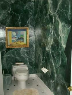 Marble Paint Effect Interior Design Paint Marble Painting