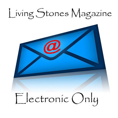 1yr (12 issues) Electronic ONLY Subscription to Living Stones Masonic Magazine - $25