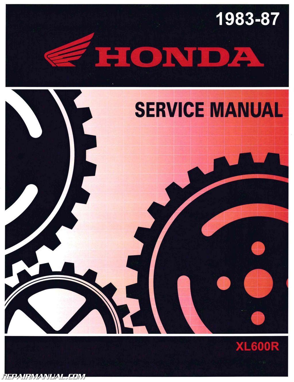 1986 honda xl600r service manual pdf 1 projekty na vyskanie 1986 honda xl600r service manual pdf 1 fandeluxe Choice Image
