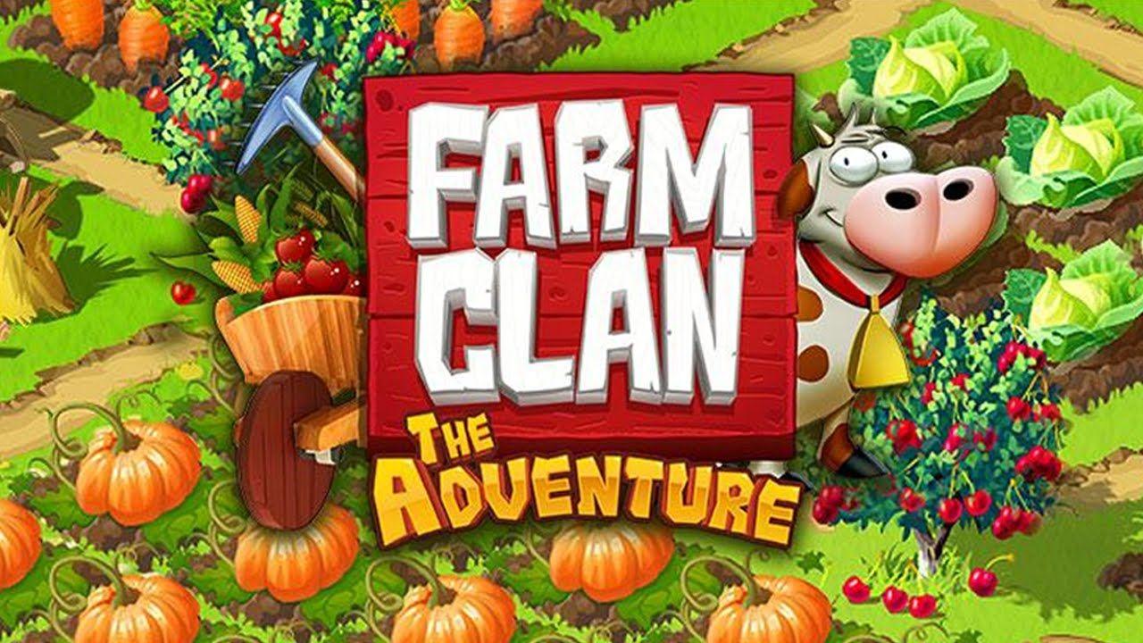 FARM CLAN - Level 32 - iPad / iPhone / Android