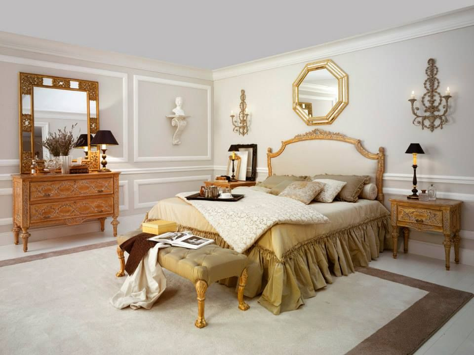 Athena Neoclassical Bedroom. Athena Neoclassical Bedroom   Premi re   Pinterest   Bedrooms