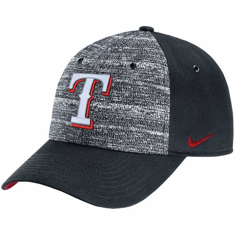 new arrival 997ed b546c ... coupon for texas rangers nike new day h86 adjustable hat heathered gray  black c3732 7ff57