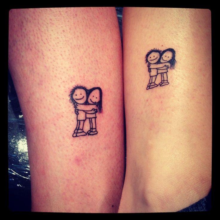 abbastanza 1000 idee su Tatuaggi Sorella su Pinterest | Tatuaggi sulla  NI96