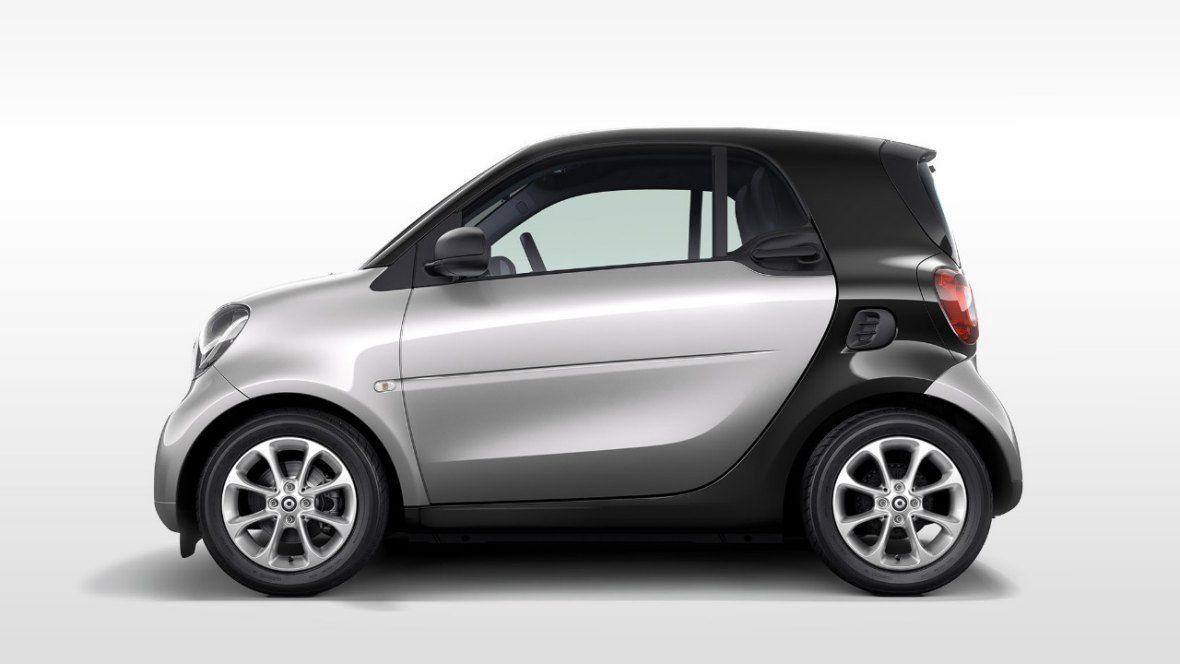 Nuova Smart Fortwo Smart Fortwo Smart Car Smart Brabus