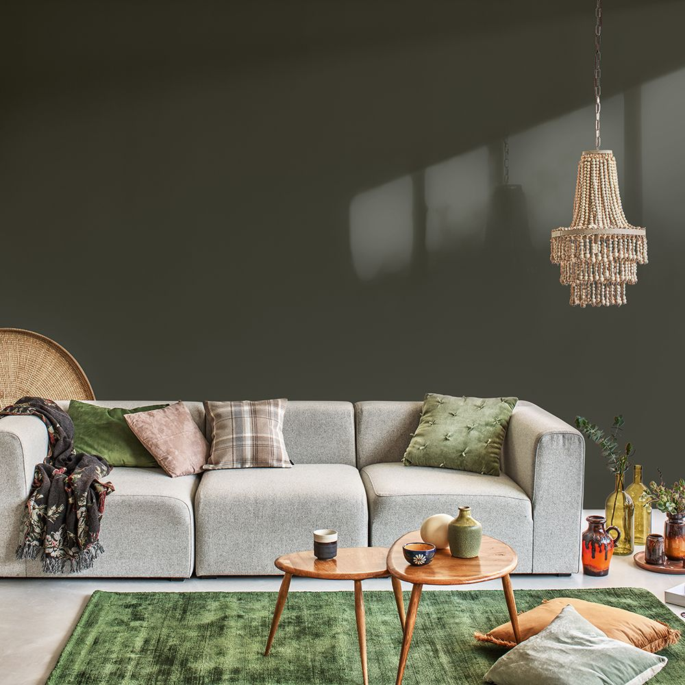 18 grey living room ideas for gorgeous and elegant spaces in 2021   Living room grey, Brown ...