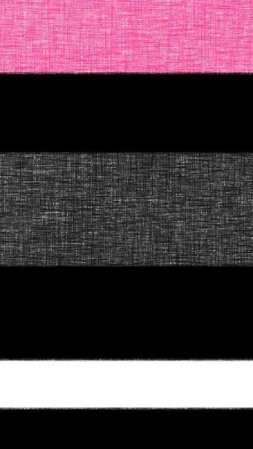 Black White Pink Grey Texture Textile Stripes Iphone Wallpaper Phone Background Lock Screen Stripe Iphone Wallpaper Iphone Wallpaper Phone Wallpaper Backgrounds black white and pink