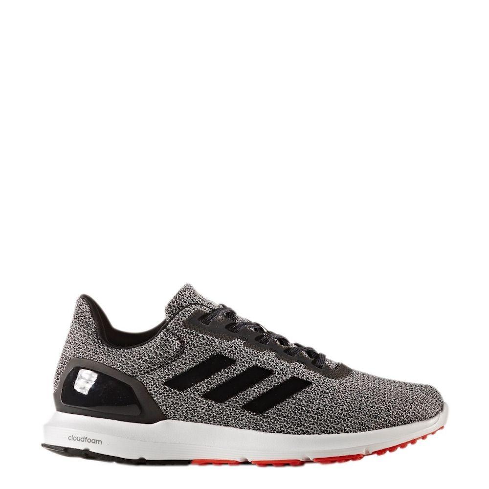 Running Shoes – Mens Adidas Cosmic 2 Sl Black Grey Mens, Running Shoes, Shoes