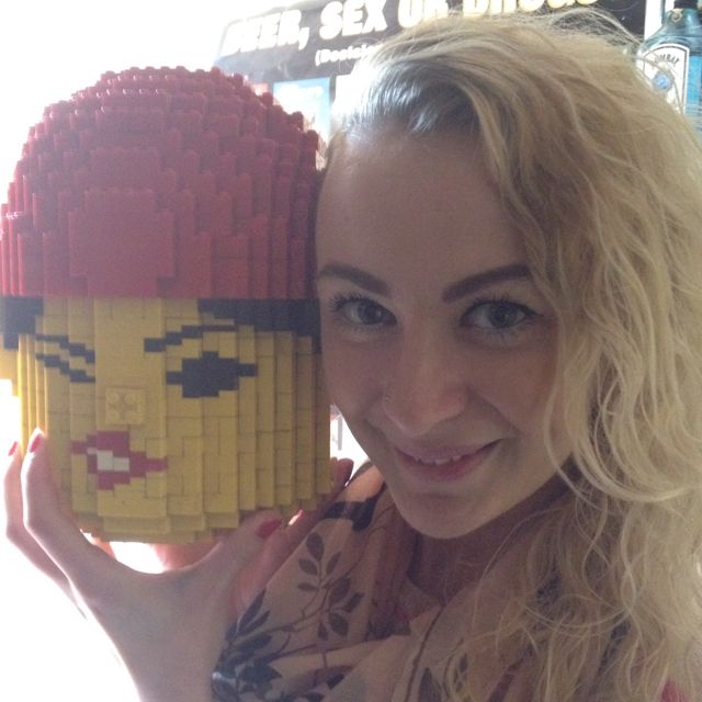 Legohead!